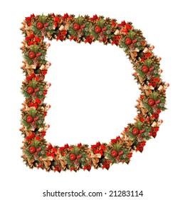 ecological figure, letter D