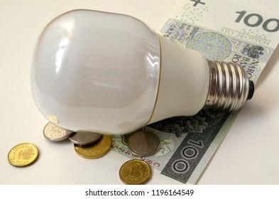 Ecological and Polish money