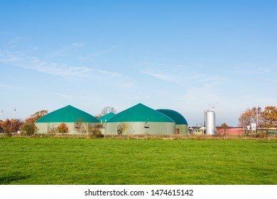 Ecological power generation with a biogas plant in East Frisia