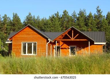 Wooden House Images Stock Photos Vectors Shutterstock