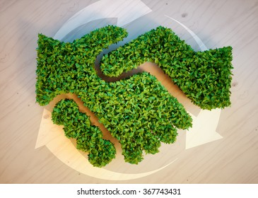 Ecology agreement concept