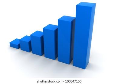 Economical GRAPH dollar sign