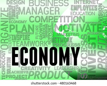 Economy Words Meaning Macro Economics And Finance