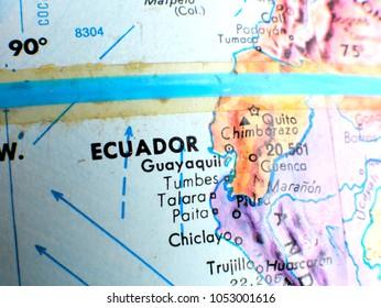 Where Is Ecuador Located On The World Map.Ecuador Map Pin Images Stock Photos Vectors Shutterstock