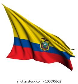 Ecuador flag- collection no_4