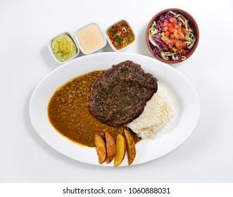 Ecuadorian Dinner dish
