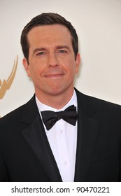 Ed Helms arriving at the 2011 Primetime Emmy Awards at the Nokia Theatre, L.A. Live in downtown Los Angeles. September 18, 2011  Los Angeles, CA Picture: Paul Smith / Featureflash