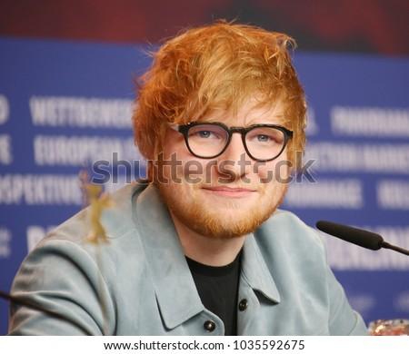 Stock Fotografie Na Tema Ed Sheeran Attends Songwriter Press