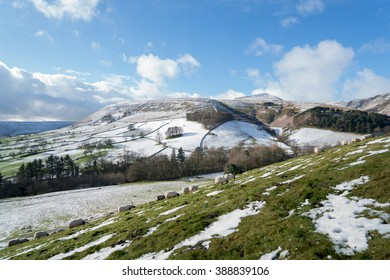 Edale in Snow