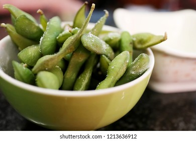 Edamame Salted Soybeans