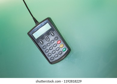 EDC machine for credit card payment bank terminal in Store