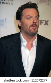 """Eddie Izzard at the premiere screening and party for """"The Riches"""". Zanuck Theatre, Los Angeles, CA. 03-10-07"""