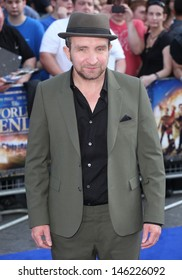 Eddie Marsan arriving for The World's End World Premiere, at Empire Leicester Square, London. 10/07/2013