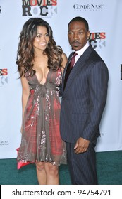 Eddie Murphy & girlfriend Tracey Edmonds at Movies Rock: A Celebration of Music in Film at the Kodak Theatre, Hollywood. December 2, 2007  Los Angeles, CA Picture: Paul Smith / Featureflash