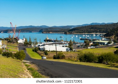 Eden port, this famous fishing town on the far south coast of NSW Australia has a great history from Whaling stations to fishing today, it attracts great numbers of tourists from Australia and oversea
