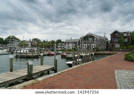Edgartown Harbour