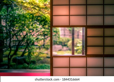 Edge of the Japanese house
