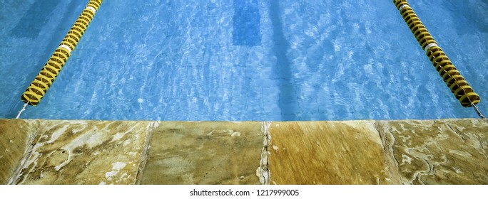 Swimming pool lane lines background Professional Edge Of Swimming Pool Background Shutterstock Royalty Free Swimming Lane Ropes Stock Images Photos Vectors