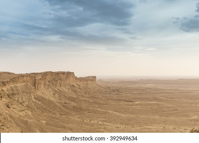 Edge of the world -desert safari-  Saudi Arabia.
