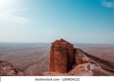 Edge of the World,Riyadh,Landscape Rock Mountain