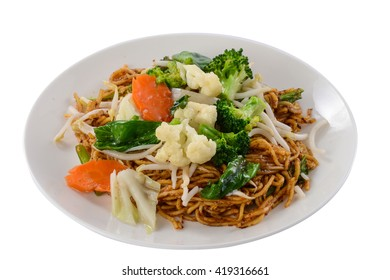 Edge-out Food ( Vegetarian Fried Noodle )