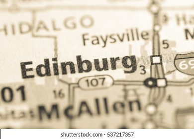 Edinburg. Texas. USA