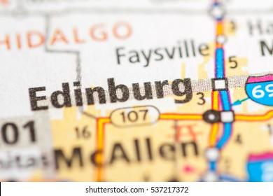 Edinburg. Texas. USA