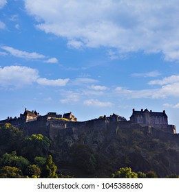 Edinburgh castle is a famous Historic Scotland attraction venue and popular tourists destination located in the heart of the capital city of Scotland.