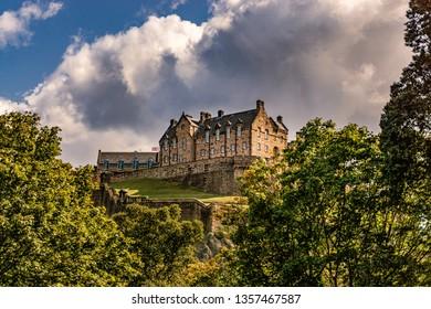 Edinburgh Castle View, Scotland Uk, Traveling in Europe