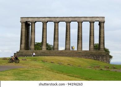 Edinburgh National Monument