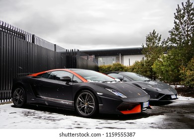 Lamborghini Gallardo Images Stock Photos Vectors Shutterstock