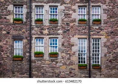 Edinburghs houses, Scotland