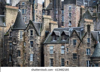 Edinburghs houses, Scotland