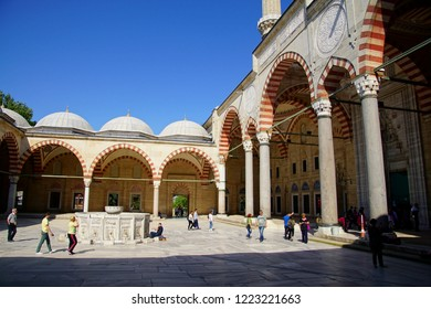 EDIRNE, TURKEY - MAY 2, 2018 -
