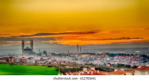 Edirne View