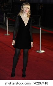 Edith Bowman arriving for the premiere of '360', the opening film of the London Film Festival 2011, at the Odeon Leicester Square, London. 13/10/2011 Picture by: Steve Vas / Featureflash