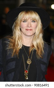 """Edith Bowman arriving for the premiere of """"Rum Diary"""" at the Odeon Kensington cinema, London. 03/11/2011 Picture by: Steve Vas / Featureflash"""