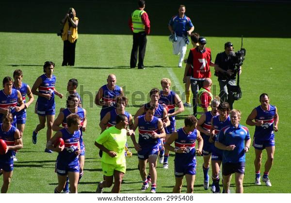 Editorial, Australian rules football team the Bulldogs