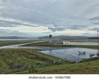 Editorial - December 27, 2016 - Airport in Coos Bay, Oregon