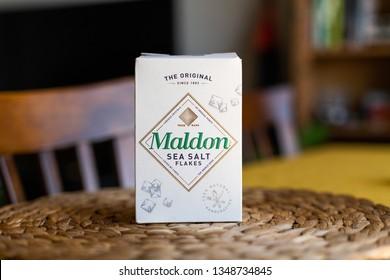 Maldon Sea Salt Images, Stock Photos & Vectors | Shutterstock