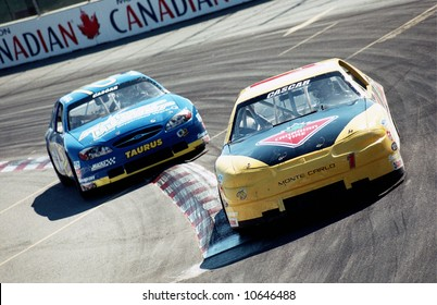 EDITORIAL - Molson Indy Cascar Car racing
