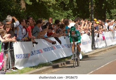 Editorial picture from Tour de France - London prologue July 2007