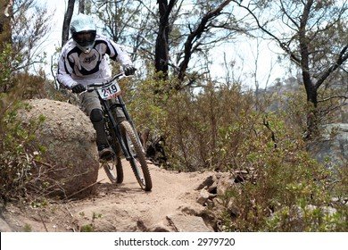Editorial, You-yangs mountain bike downhill race