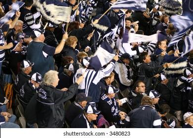 Editorial,Australian rules football Geelong cheer squad