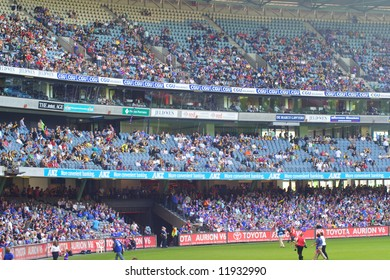 Editorial,Australian rules football Grandstand
