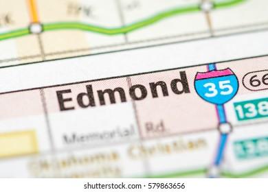Edmond. Oklahoma. USA