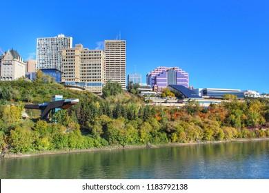 Edmonton Downtown Scenery