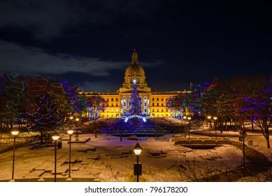 Edmonton Legislature Building