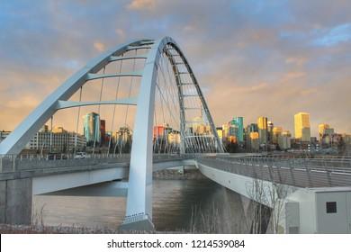 Edmonton Scenic City View