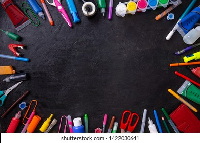 Education or back to school concept with space for your text
